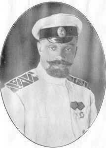 Генерал А.П.Кутепов