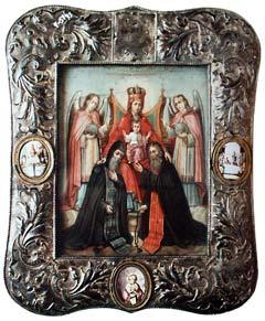 икона Печерской Божией Матери