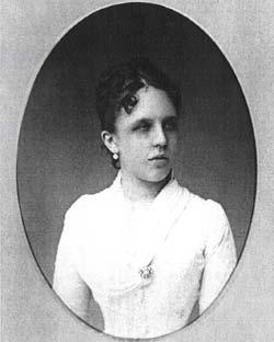 Мария Милютина (Лентовская)
