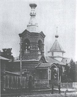Подворье Леушинского монастыря